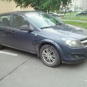 Opel Astra  1.4 MT (100 л.с.) 2010 г.