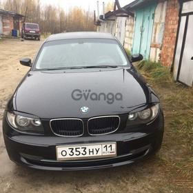 BMW 1er 118i 2.0 AT (136 л.с.) 2007 г.