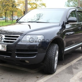 Volkswagen Touareg 3.2 AT (241 л.с.) 4WD 2007 г.