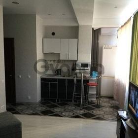 Продается квартира 1-ком 39 м² Рахманинова