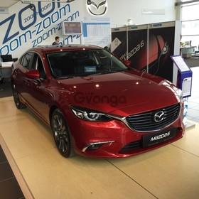 Mazda 6 2.5 AT (192 л.с.) 2015 г.