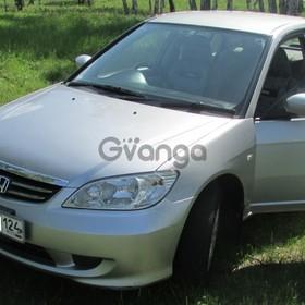 Honda Civic Ferio 2005 г.
