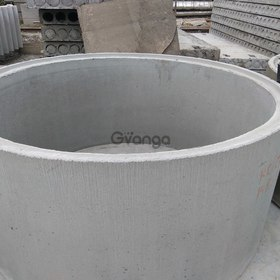 Кільця бетонні, єврокільця (паз-гребінь) недорого, виробник