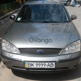Ford Mondeo 2.0 MT (145 л.с.) 2001 г.