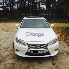 Lexus ES 250 2.5 AT (184 л.с.) 2013 г.