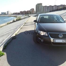 Volkswagen Passat 2.0 AT (150 л.с.) 2007 г.