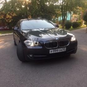 BMW 5er  528i 3.0 MT (258 л.с.) 2010 г.