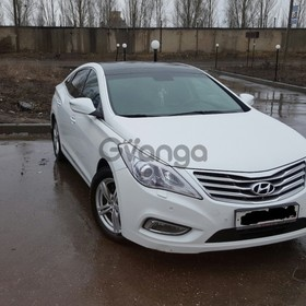 Hyundai Grandeur 3.0 AT (250 л.с.) 2013 г.