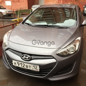 Hyundai i30 1.6 MT (130 л.с.) 2013 г.