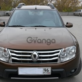 Renault Duster 2.0 AT (135 л.с.) 2012 г.