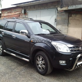Great Wall Hover 2.4 MT (130 л.с.) 4WD 2007 г.