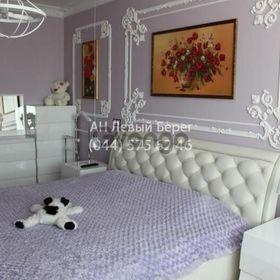 Сдается в аренду квартира 3-ком 105 м² ул. Драгоманова, 40е, метро Позняки