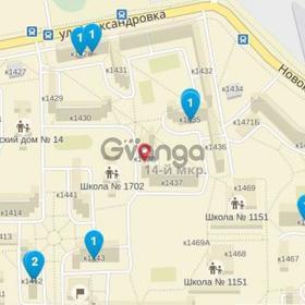 Продается квартира 1-ком 39 м² Александровка1438, метро Речной вокзал