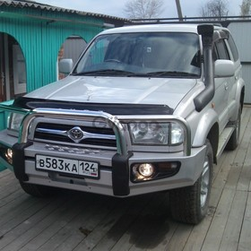 Toyota Hilux Surf  3.0d AT (140 л.с.) 4WD 1997 г.