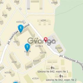 Продается квартира 3-ком 80 м² Николая Злобина139, метро Речной вокзал