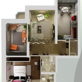Продается квартира 3-ком 104 м² Ударная