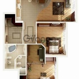 Продается квартира 2-ком 65 м² Ударная