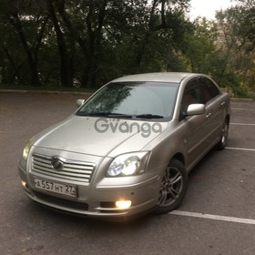Toyota Avensis 2.4 AT (163 л.с.) 2005 г.