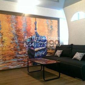 Сдается в аренду квартира 1-ком 48 м² ул. Красноармейская (Большая Васильковская), 124а, метро Дворец Украина