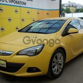 Opel Astra GTC 2012 г.