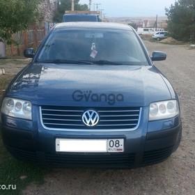 Volkswagen Passat 1.8 AT (170 л.с.) 2001 г.