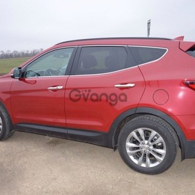 Hyundai Santa Fe 2.4 AT (171 л.с.) 4WD 2015 г.
