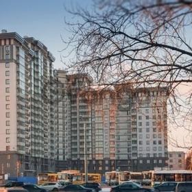 Продается квартира 1-ком 41 м² 1 Предпортовый проезд улица, 14, метро Московская