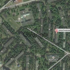 Сдается в аренду комната 2-ком 40 м² Баранова,д.31