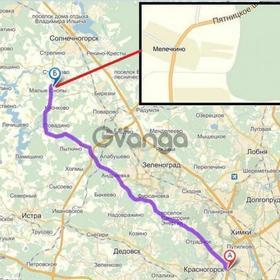 Продается участок 1285 м² коттеджный поселок Скандия
