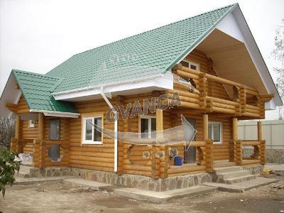 Строительство срубов в Одессе. Купить сруб в Одессе.