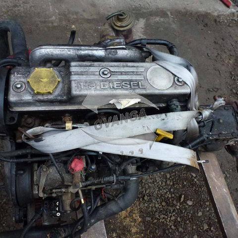 Двигатель Ford Sierra 1.8 TURBO DIESEL