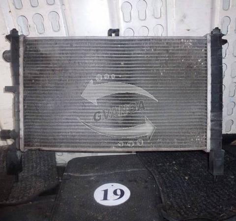 Радиатор Opel Astra G