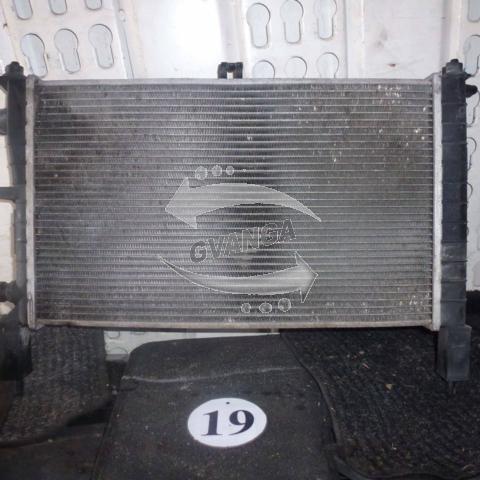 Радиатор Opel Astra F