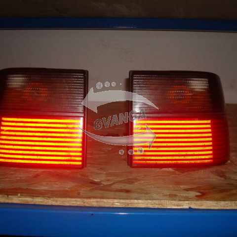 Задний фонарь Volkswagen Vento
