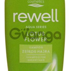 Шампунь для нормальных волос Well Done Rewell Lotus Flower 300 мл
