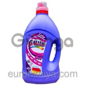 """Гель для стирки цветных вещей """"Gallus Color"""" 4 л"""