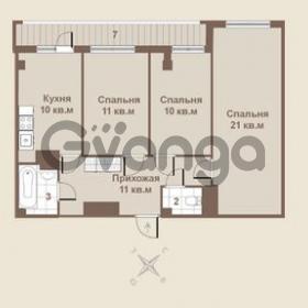 Продается квартира 3-ком 70 м² площадь Европы 1, метро Приморская