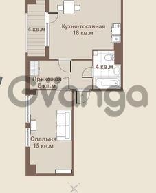 Продается квартира 1-ком 47 м² площадь Европы 1, метро Приморская