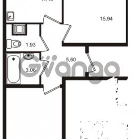 Продается квартира 2-ком 52 м² Немецкая улица 1, метро Улица Дыбенко