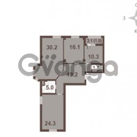 Продается квартира 3-ком 108.3 м² Московский проспект 65, метро Фрунзенская