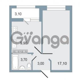 Продается квартира 1-ком 31 м² Пискаревский проспект 5, метро Площадь Ленина