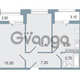 Продается квартира 2-ком 49 м² Пискаревский проспект 5, метро Площадь Ленина