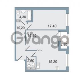 Продается квартира 1-ком 67 м² Пискаревский проспект 5, метро Площадь Ленина