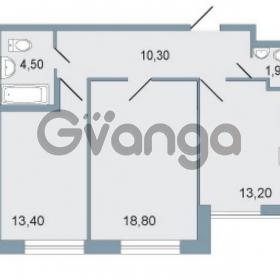 Продается квартира 2-ком 62 м² Пискаревский проспект 5, метро Площадь Ленина
