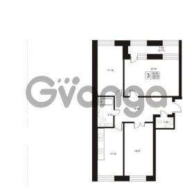 Продается квартира 3-ком 105.39 м² Ушаковская набережная 3, метро Черная речка