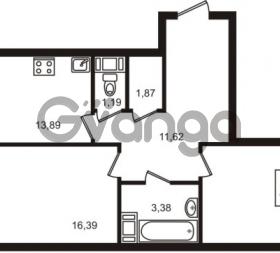 Продается квартира 2-ком 64 м² Центральная улица 83, метро Ладожская