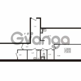 Продается квартира 2-ком 80.54 м² Московский проспект 73, метро Фрунзенская