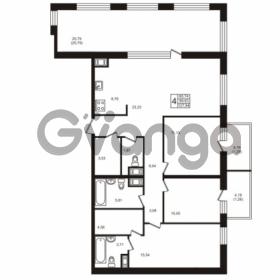 Продается квартира 3-ком 99.63 м² Московский проспект 73, метро Фрунзенская