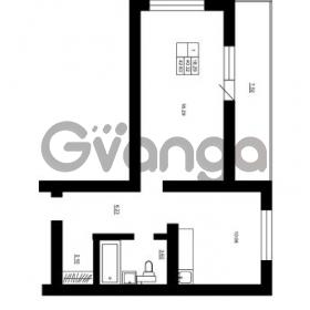 Продается квартира 1-ком 40 м² Гражданская улица 9, метро Девяткино