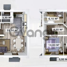 Продается квартира 3-ком 91 м² Центральная улица 6, метро Купчино